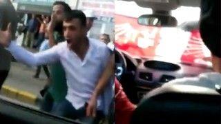 CHP'lilerden TRT ekibine saldırı